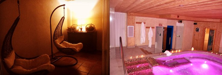 SPA Village Paradis - Sensation plaisir !